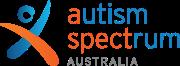 Autism Spectrum Australia Logo